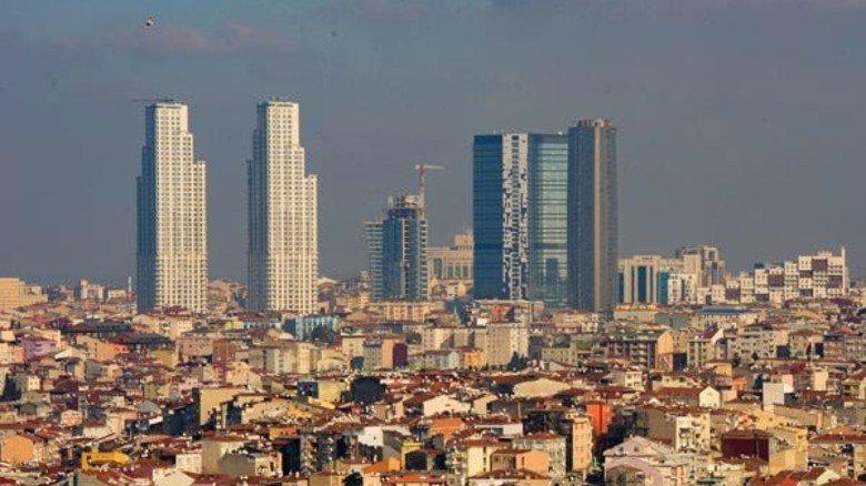 Zeigt nach oben: In der Bosporus-Metropole wachsen immer mehr Wolkenkratzer empor.