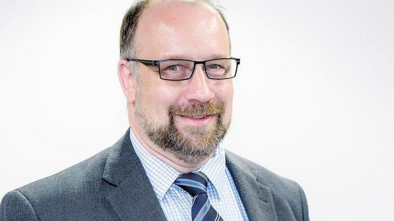 """""""In Bahnen kommt immer mehr Elektronik zum Einsatz."""" Martin Kugelmann, Geschäftsführer. Foto: Werk"""
