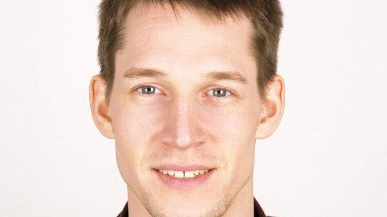 Podcast-Experte: Fabio Bacigalupo, der Gründer der Plattform Podcast.de. Foto: privat