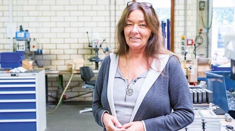 """""""Das ist jetzt mein Traumjob – definitiv"""", sagt Geschäftsführerin Carolin Reulecke über ihre Arbeit."""
