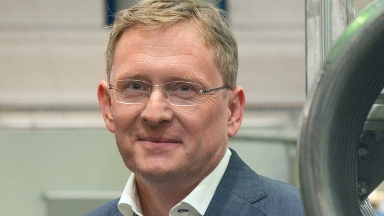 Oliver Barta: Verhandlungsführer für den Arbeitgeberverband Hessenmetall.