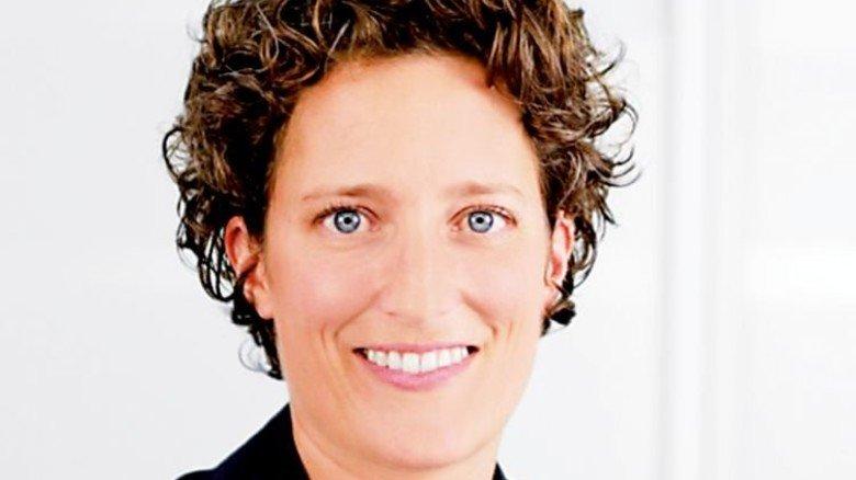 Judith Steinbrecher vom Digitalverband Bitkom. Foto: Verband