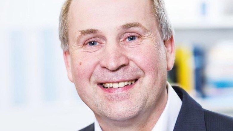 Edgar Vieth, Verhandlungsführer des Arbeitgeberverbandes Chemie Baden-Württemberg. Foto: Werk
