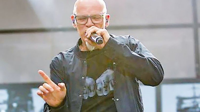 … und auf der Bühne die Fantastischen Vier … Foto: ideenexpo