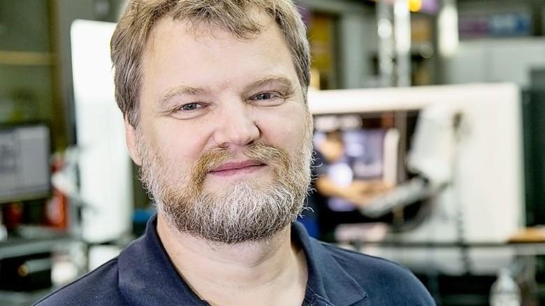 """""""Wer das hier kann, der schafft alles!"""" Herbert Matthes, Chiron-Ausbildungsleiter. Foto: Mierendorf"""