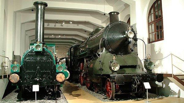 Verkehrsmuseum Nürnberg