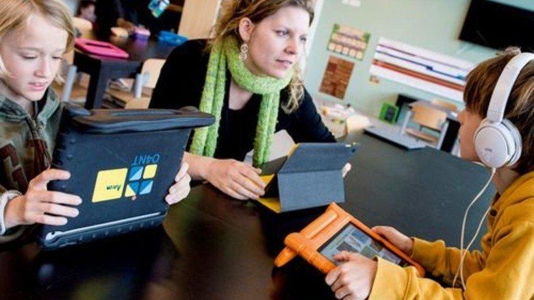 Lehrerin Marina Donker: Will nie mehr zurück an eine normale Schule. Foto: Straßmeier