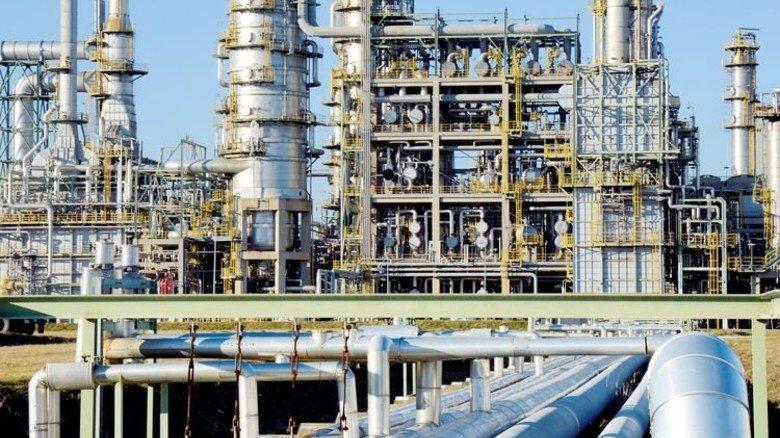 Raffinerie Leuna: Mit jeder Generalüberholung wird ihre Energiebilanz verbessert. Foto: dpa