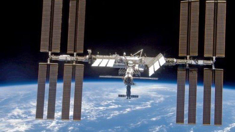 Im Orbit: Die Versuchsbox bleibt 30Tage auf der Internationalen Raumstation ISS. Foto: dpa