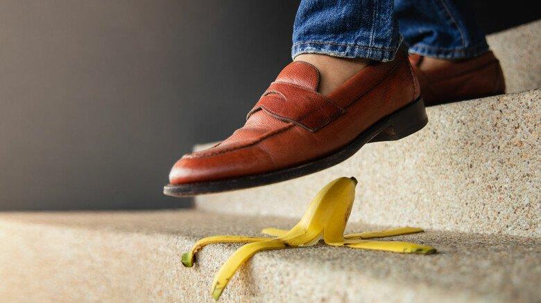 Hals- oder Beinbruch? Die Unfallversicherung zahlt nur bei dauerhaften Gesundheitsschäden.