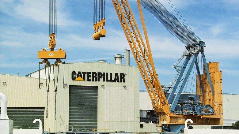 Seit 1999 dabei: Das Werk in Warnemünde wurde vor 20 Jahren ein Teil von Caterpillar Motoren.