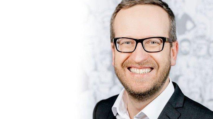 Holger Geißler, Vorstand des Marktforschungsinstituts Yougov in Köln. Foto: Yougov