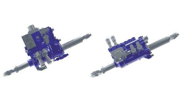 Neues Design: 3-D-Druck ermöglicht schlankere Bauweisen, wie bei diesem Aktuator von Liebherr. Foto: Werk