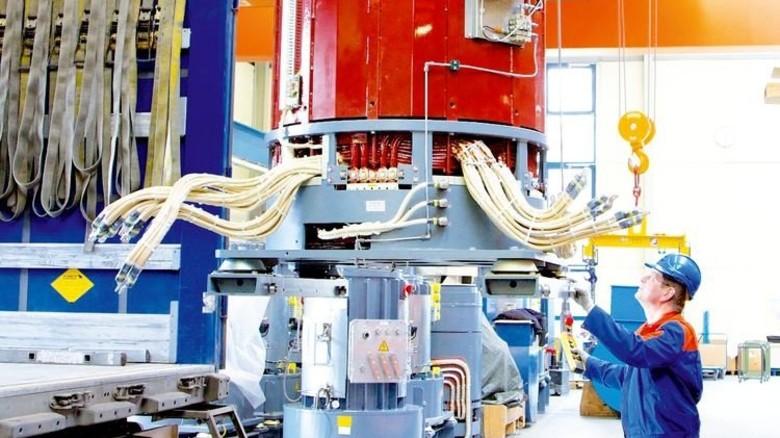 Hightech-Produktion: Die starke Industrie ist der Stützpfeiler der deutschen Wirtschaft. Foto: Herz der Wirtschaft/Junker
