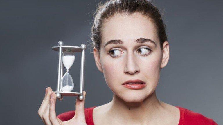 Leise rieselt die Frist: Mal schneller, mal langsamer als einem lieb ist. Foto: Adobe Stock