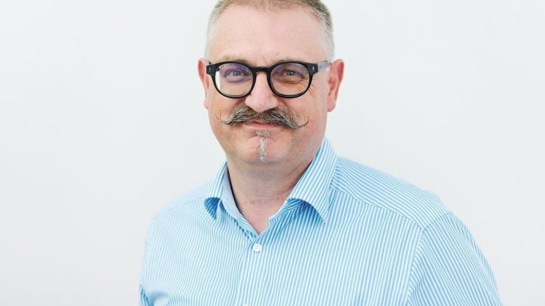 """""""Riesige Resonanz"""": Ralf Scherer leitet das Projekt """"Senior Professionals"""". Foto: Sigwart"""