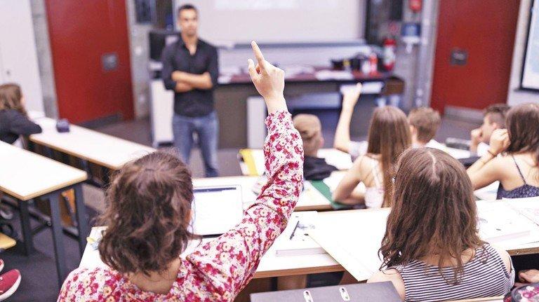 Schulunterricht: Viele Bundesländer haben noch großes Verbesserungspotenzial in Sachen Bildungsqualität.