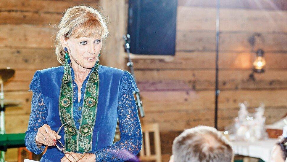 Annette Assfalg, Geschäftsführerin der Assfalg GmbH, Schwäbisch Gmünd.