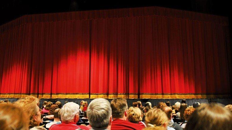 Vorhang auf: 800 Theaterspielstätten gibt es insgesamt in Deutschland.