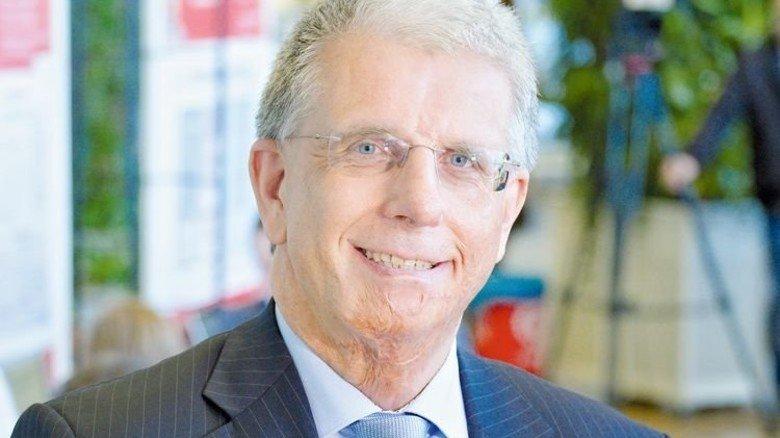 Nico Kock, Vorstandsmitglied der Stiftung Jugend forscht. Foto: Deutsch