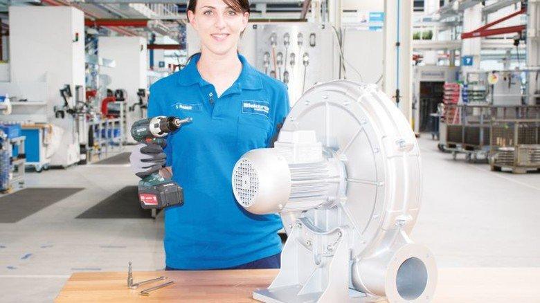 Gefragt: Ventilatoren von Elektror, produziert in Waghäusel (Kreis Karlsruhe). Foto: Werk