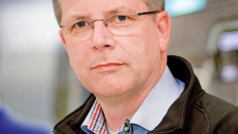 """""""Wir sind darauf angewiesen, dass die Mitarbeiter in puncto Arbeitszeit flexibel sind."""" Jens Harde, Geschäftsführer. Foto: Bahlo"""