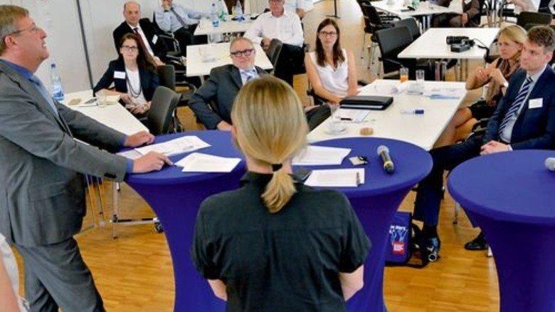 … Beschreiten neuer Wege zur Integration von Mitarbeitern und dem Aufbau einer Marke als attraktive Arbeitgeber. Foto: Scheffler