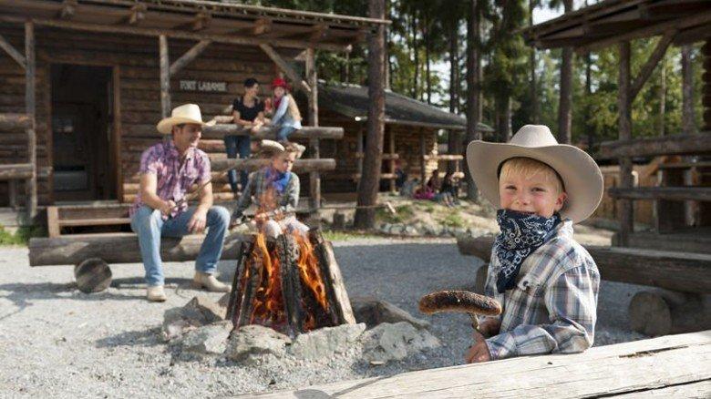 Cowboy sein: Für viele Jungs auch ohne Bratwurst der große Traum. Foto: Pullmancity