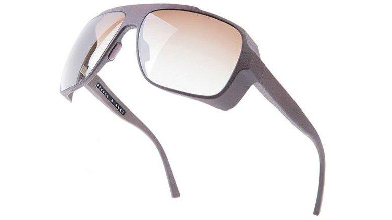 Personalisierte Brille: Breiter Nasenrücken oder große Ohren sind kein Problem mehr. Foto: Powder and Heat