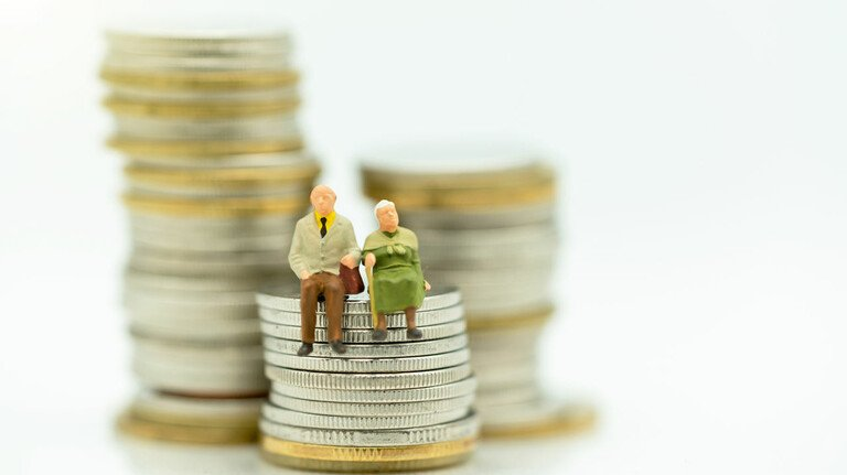 Mit der Grundrente sollen Bezieher kleiner Altersruhegelder finanziell unterstützt werden.