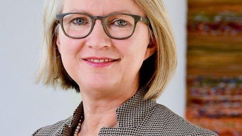 Professorin Monika Schnitzer, Mitglied der Expertenkommission Forschung und Innovation. Foto: Aussenhofer