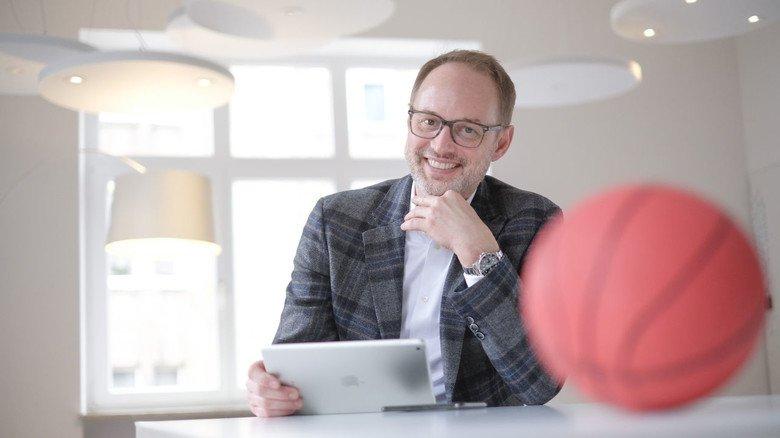 In der digitalen Welt zu Hause: Klaus-Peter Fett ist der neue IT-Chef bei der Röchling-Gruppe.