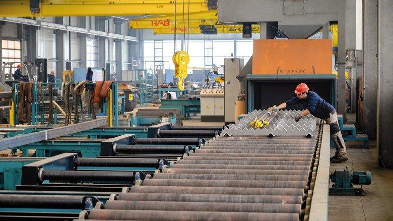 Gut ausgestattet: HAB hat in den vergangenen Jahren 6,5 Millionen Euro in Maschinen und Gebäude investiert.