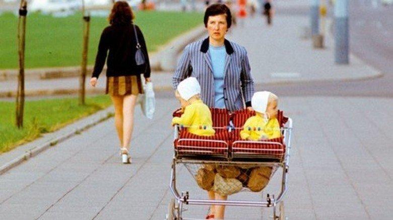 Nachschlag: Für die Betreuung eigener Kinder – hier 1970 in Ost-Berlin – gibt es jetzt mehr Rente.