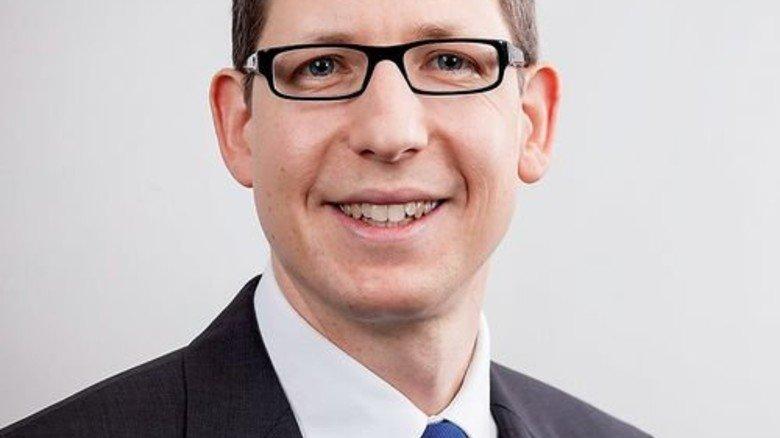 """""""Wir sind da Pionier in Deutschland."""" Carsten Reuter, Projektleiter. Foto: Werk"""