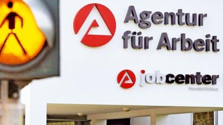 Jobcenter in Sangerhausen/Sachsen-Anhalt: Künftig strengere Regeln. Foto: dpa
