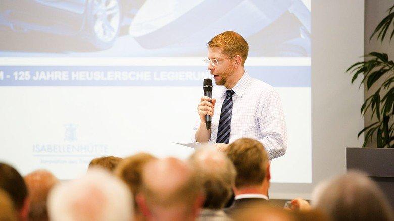 "Felix Heusler: ""Wir sind aus Tradition innovativ."""