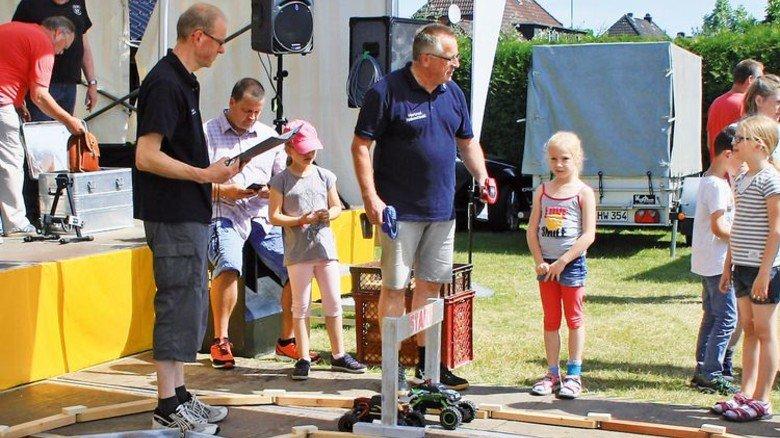 Spaß für Kids: Die IGD lädt alljährlich zum Sommerfest ein. Foto: privat