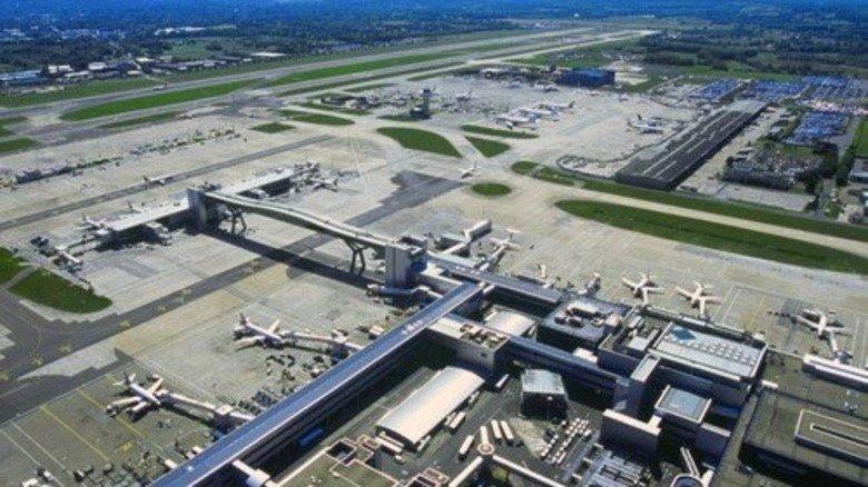 Rang 9: Flughafen Gatwick bei London