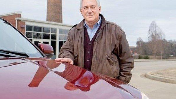 Bill Barnet: Holte damals BMW. Und fährt BMW. Foto: Roth