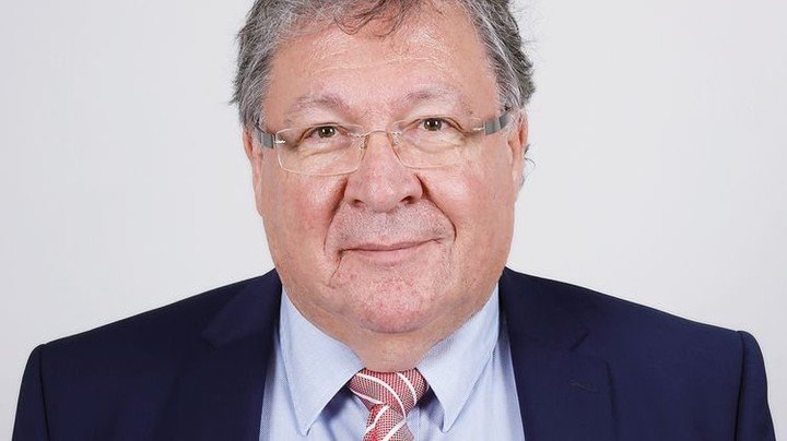Jürgen Peschel. Foto: Bickel