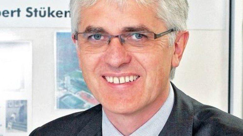 """""""Es ist nichts im Topf, was verteilt werden könnte."""" Hubert Schmidt, Stüken-Geschäftsführer. Foto: Bahlo"""