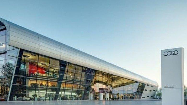 Besuchermagnet: Seit 2005 kamen über zwei Millionen Gäste. Foto: Audi