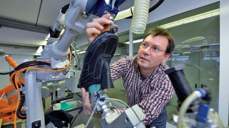 Wie Desma die Schuhproduktion revolutionierte