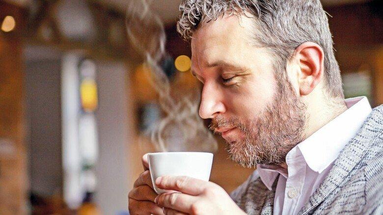 Köstlich: Schon der Duft von frisch gebrühtem Kaffee ist purer Genuss.