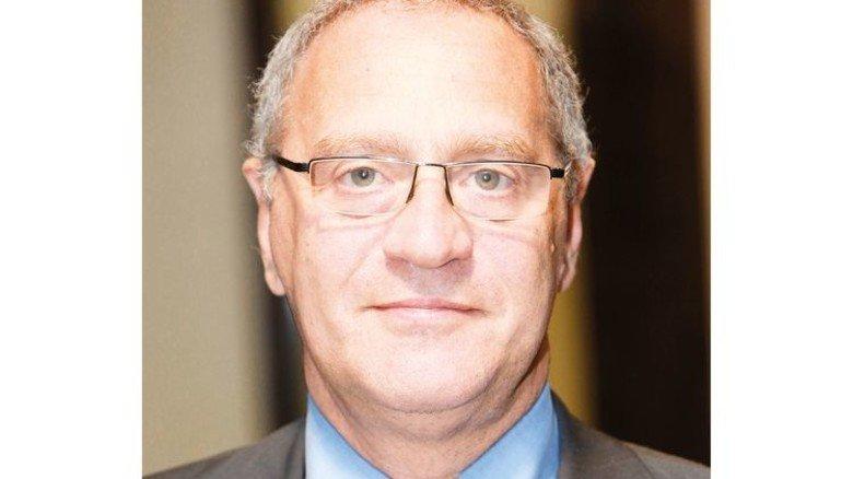 """""""Deutsche Konzerne engagieren sich hier."""" Grisha Alroi-Arloser, Chef der Deutsch-Israelischen Industrie- und Handelskammer. Foto: Michael Alroi"""