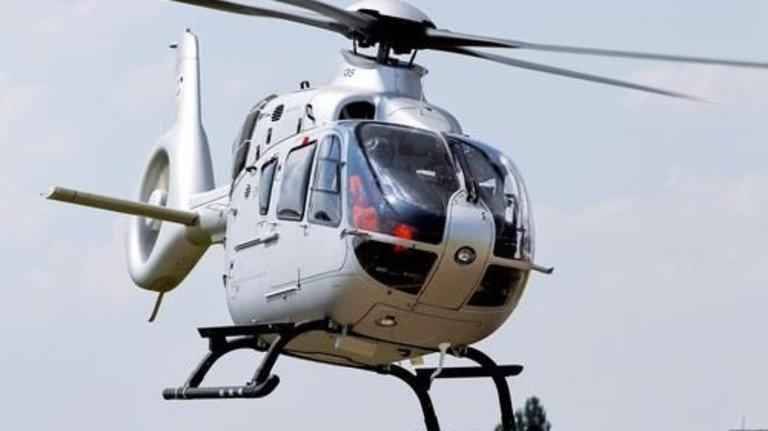 Immer einsatzbereit: In Krisen sind oft Hubschrauber gefragt. Foto: Werk