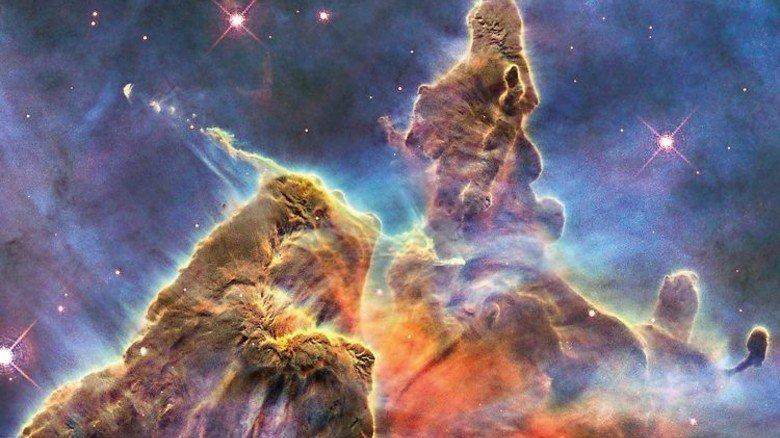 Der Weltraum, unendliche Weiten…: Foto: NASA
