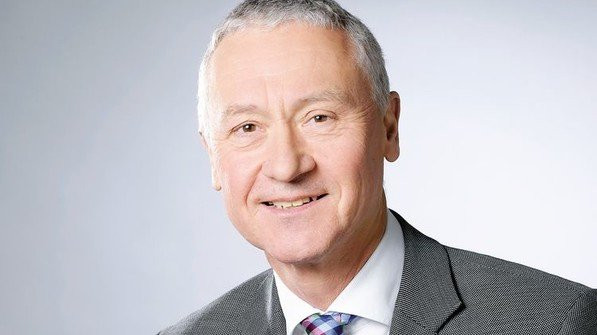 Professor Hans Drexler. Foto: Privat