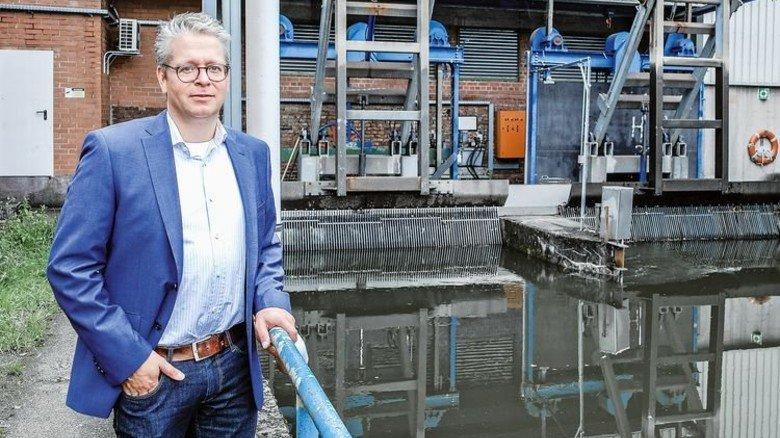 Verärgert: Geschäftsführer Bodo Reinke beklagt zu viel Bürokratie in Deutschland. Foto: Roth